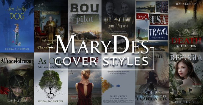 MaryDes cover styles