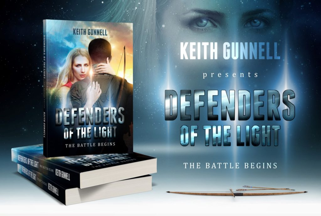 The book Defenders of the Light_by MaryDes