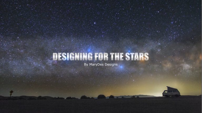 Designing for the stars by MaryDes