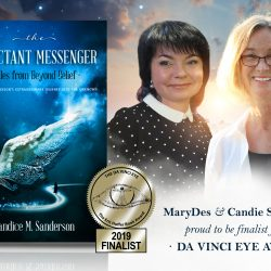 MaryDes and the da Vinci Eye award