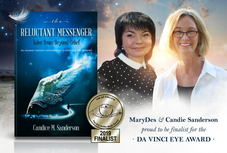 MaryDes and the da Vinci Eye award